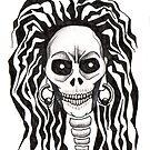 DreddSkull  #1 by DreddArt