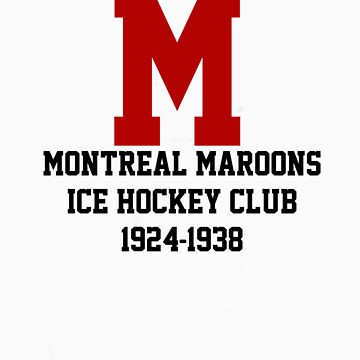 Montreal Maroons by why5
