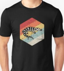 Haustier Gila Monster / Herpetology Lizard Reptile Slim Fit T-Shirt