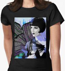 Louise Brooks: Frau Fatale Tailliertes T-Shirt für Frauen