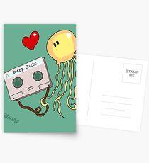 Mixtape Romance Under The Sea Postcards