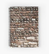 Off the wall  Spiral Notebook
