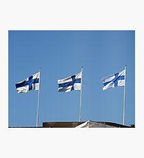 Finland, Finland, Finland Photographic Print