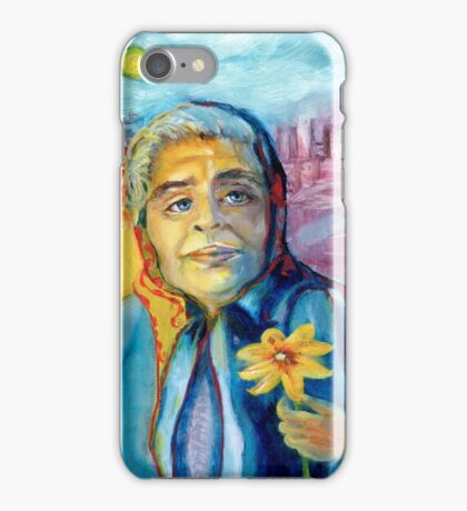 Heart in the Old Country, Hope in the New iPhone Case/Skin