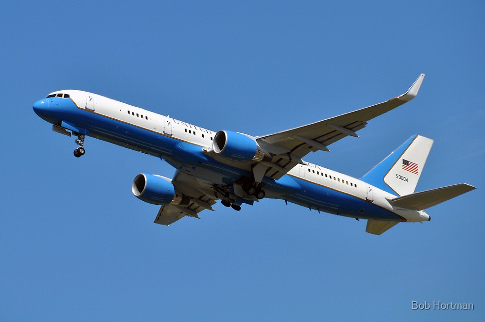 Air Force Two by Bob Hortman