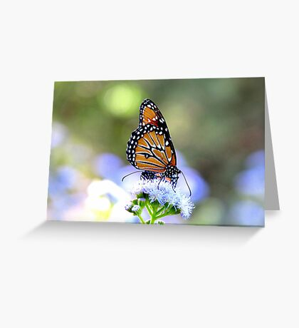 """The Queen"" Greeting Card"