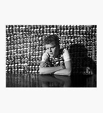 Tom Ellard at Art Unit 1983 Photographic Print
