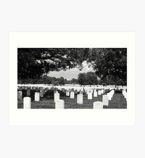 War...a different perspective. Art Print
