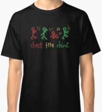 CHECK THE RHiME. Classic T-Shirt