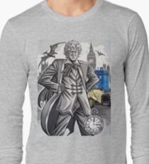 The Third Doctor Long Sleeve T-Shirt