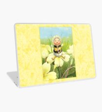'Beebod' - cute bee-pixie Laptop Skin