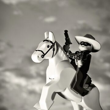 Lone Ranger by eriqmartinez