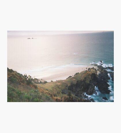 Calm Creativity Born on the Ocean Blue. Photographic Print