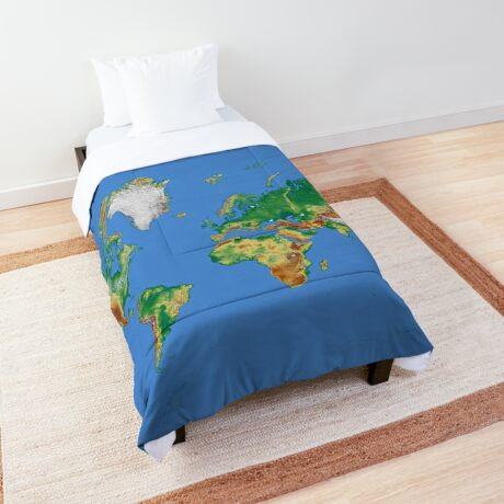 Our World Comforter