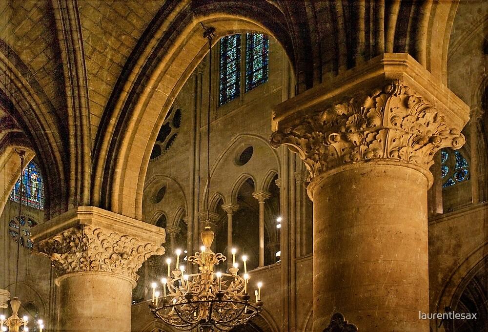 Notre Dame by laurentlesax