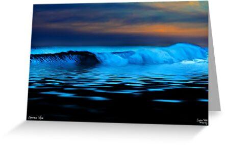 Esperance Wave by Sheldon Pettit
