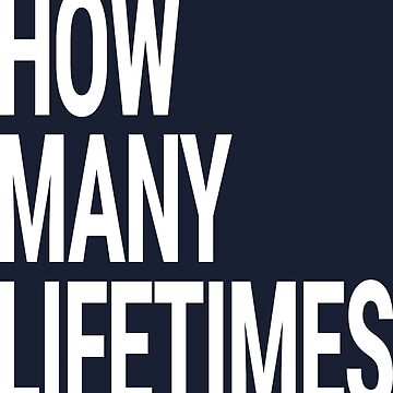 How many lifetimes by interpole