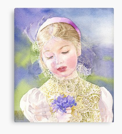 Elizaveta Canvas Print