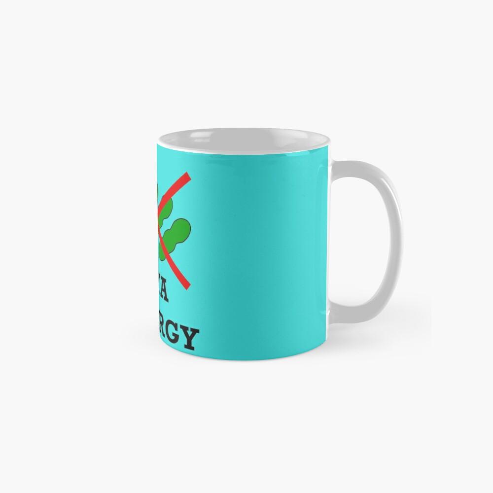 Soya allergy,soy allergy Classic Mug