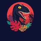 Tropic Raptor by DinoMike