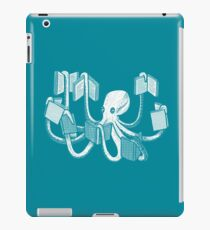 Armed With Knowledge iPad Case/Skin