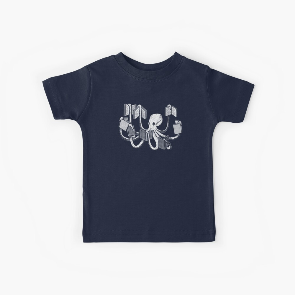 Armed With Knowledge Kids T-Shirt