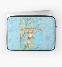 Catkin - cute pussy-willow-pixie Laptop Sleeve