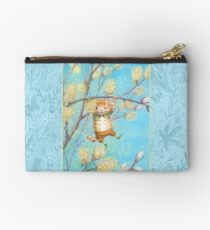 Catkin - cute pussy-willow-pixie Zipper Pouch