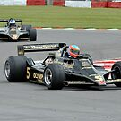 JPS Lotus F1of Ronnie Peterson by M-Pics