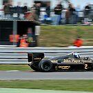 JPS Lotus F1 Car of Ayrton Senna by M-Pics
