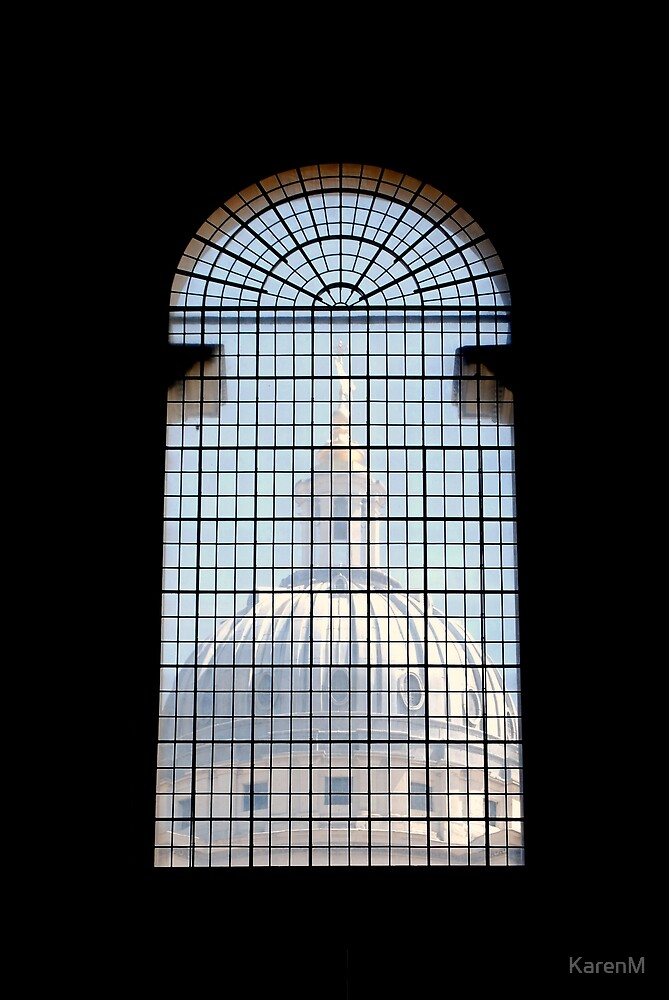 Arch and Dome by KarenM