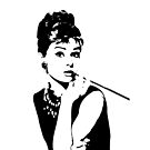 Audrey Hepburn - an icon by Becpuss