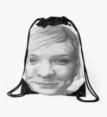 Carey Mulligan Drawstring Bag