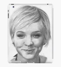 Carey Mulligan iPad Case/Skin