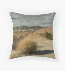 Steadily Throw Pillow