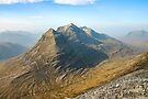 Liathach from Beinn Eighe by ScotLandscapes