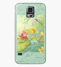 Nixie - cute water-pixie Case/Skin for Samsung Galaxy