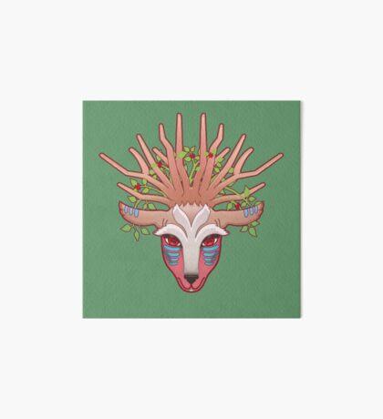 Shishigami, The Forest Spirit Art Board Print