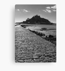 St Michael's Mount Canvas Print