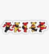 Pegatina UMD Dancing Bears