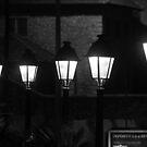 Street Lamps 9180 by João Castro