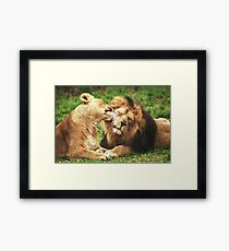 Pure Love! Framed Print