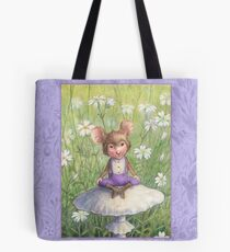 Mosely - cute little mouse-pixie Tote Bag