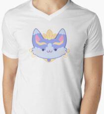 Yuumi - The Magical Cat V-Neck T-Shirt