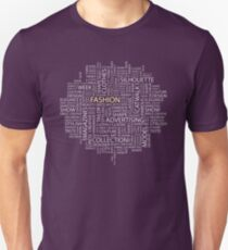 Abstract Text Design 2 T-Shirt