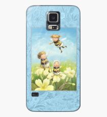 The Bimbles - Cute bee-pixie family Case/Skin for Samsung Galaxy