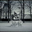 Jardin des Tuileries by laurentlesax