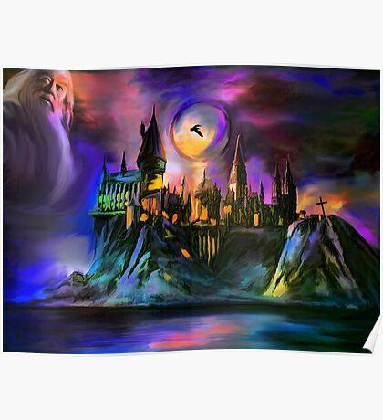The Magic castle. Poster