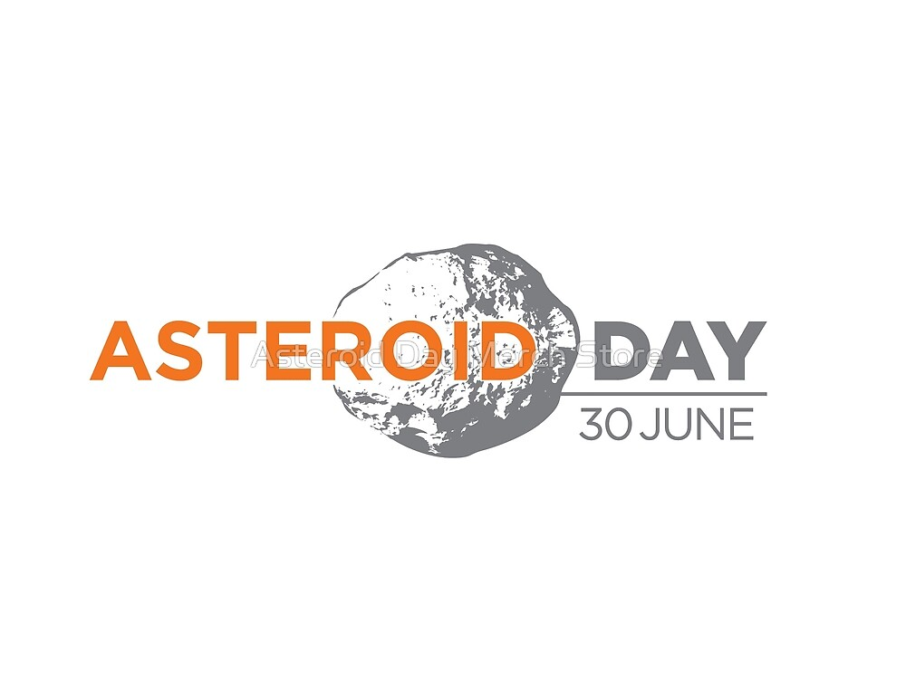Asteroid Day by Asteroid Day Merch Store