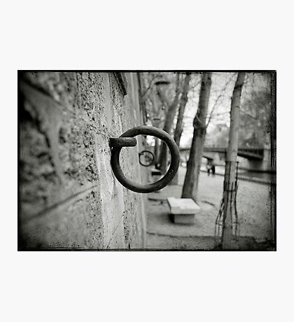Quais de la Seine Photographic Print